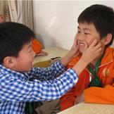 乐苗计划丨奇华顿志愿者参与乐苗护牙行动