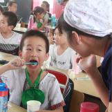 乐苗计划   预防蛀牙,灿烂笑容,共庆全国爱牙日