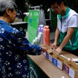 回收巨龙 | 理光志愿者进社区,和地球说520