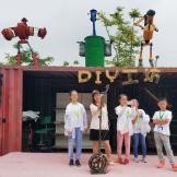 乐苗计划 | 2019乐苗夏令营之体验上海