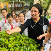 YES|Experiencing the Nature In Xindu Primary School